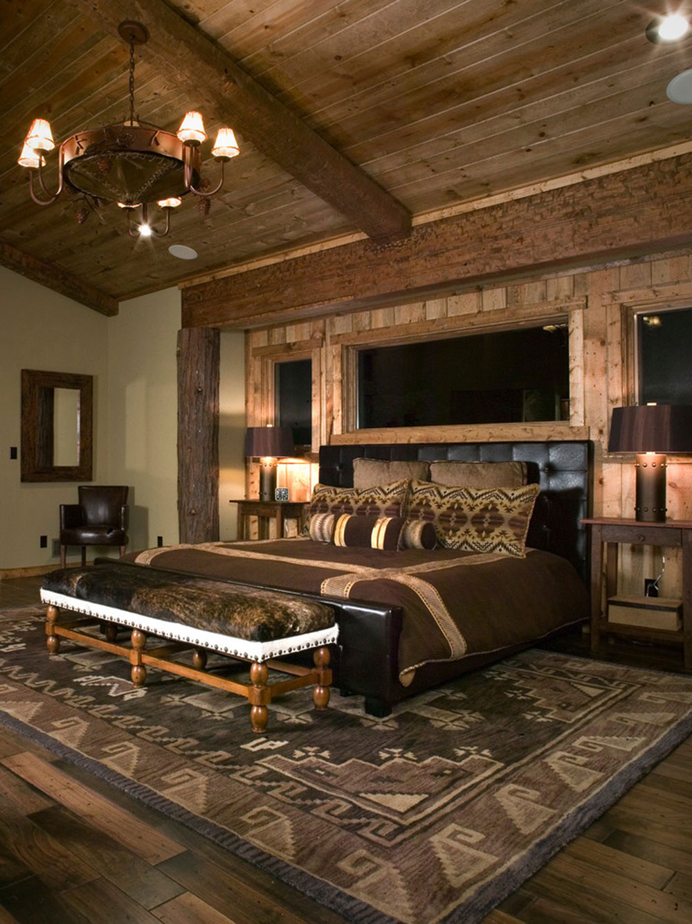 Rustic-Bedroom-Design-Ideas-That-Exude-Comfort-9 Rustic-Bedroom-Design-Ideas That Exude Comfort