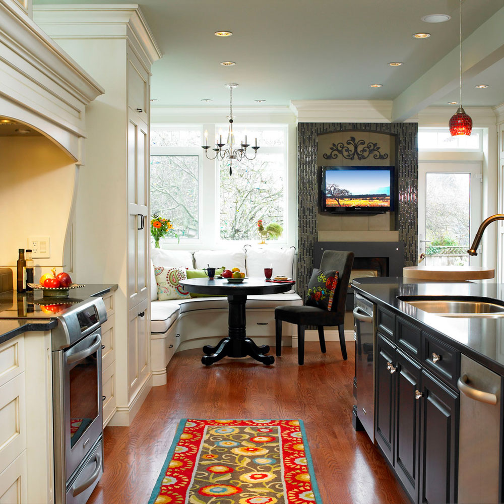 Breakfast-Nook-Design-Ideas-for-Awesome-Mornings4 Breakfast Nook Design-Ideas for Awesome Mornings