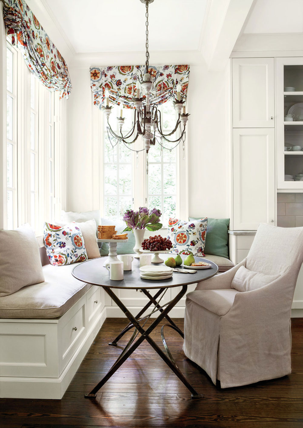 Breakfast-Nook-Design-Ideas-for-Awesome-Mornings8 Breakfast Nook Design-Ideas for Awesome Mornings