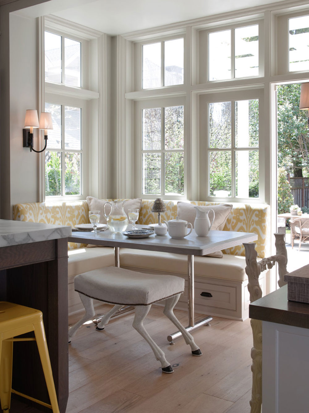 Breakfast-Nook-Design-Ideas-for-Awesome-Mornings3 Breakfast Nook Design-Ideas for Awesome Mornings