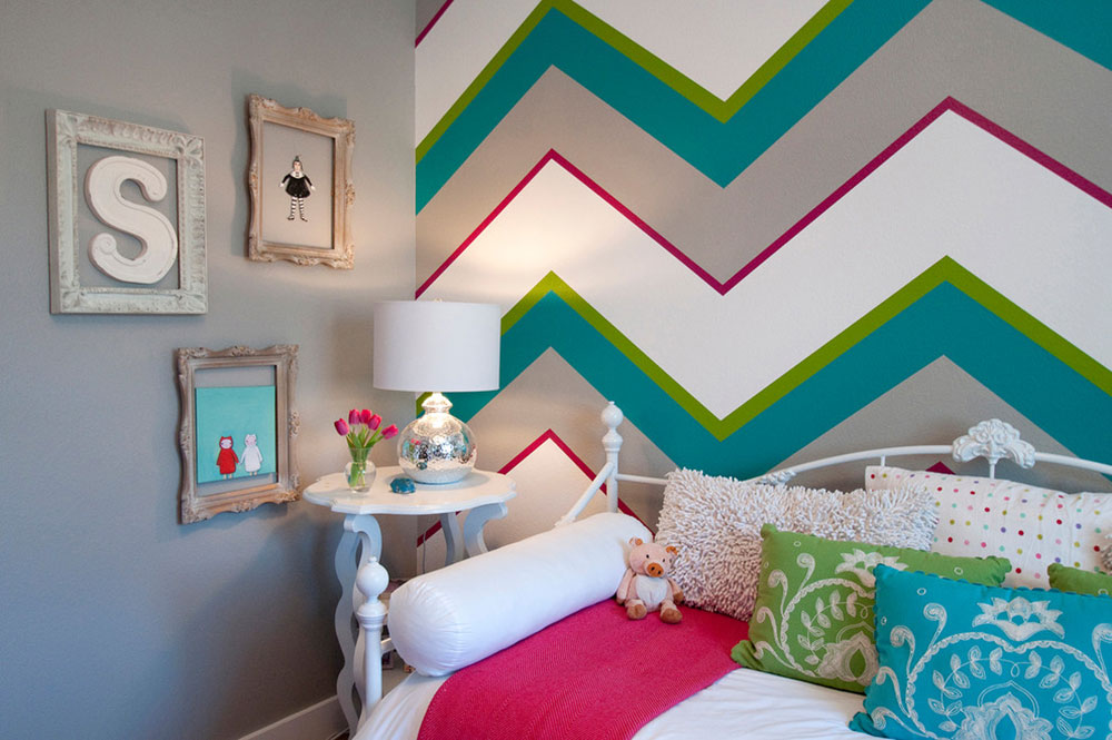 Tips for decorating a room with two-tone walls 11 tips for decorating a room with two-tone walls