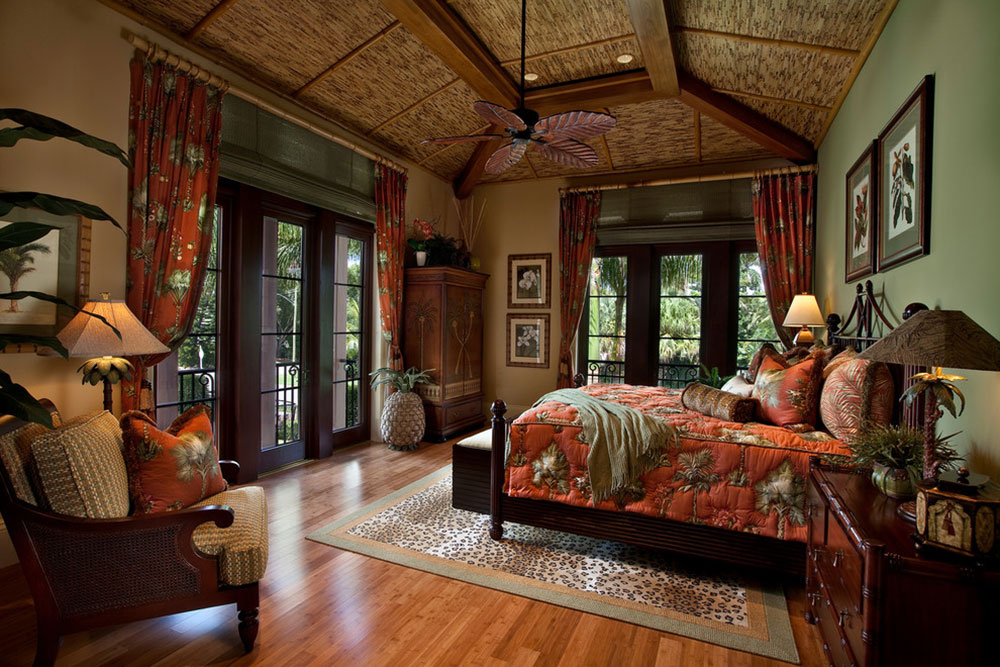 Never-Miss-Summer-With-These-Tropical-Bedroom-Design-Ideen1 Never Miss Summer with these Tropical Bedroom Design-Ideas