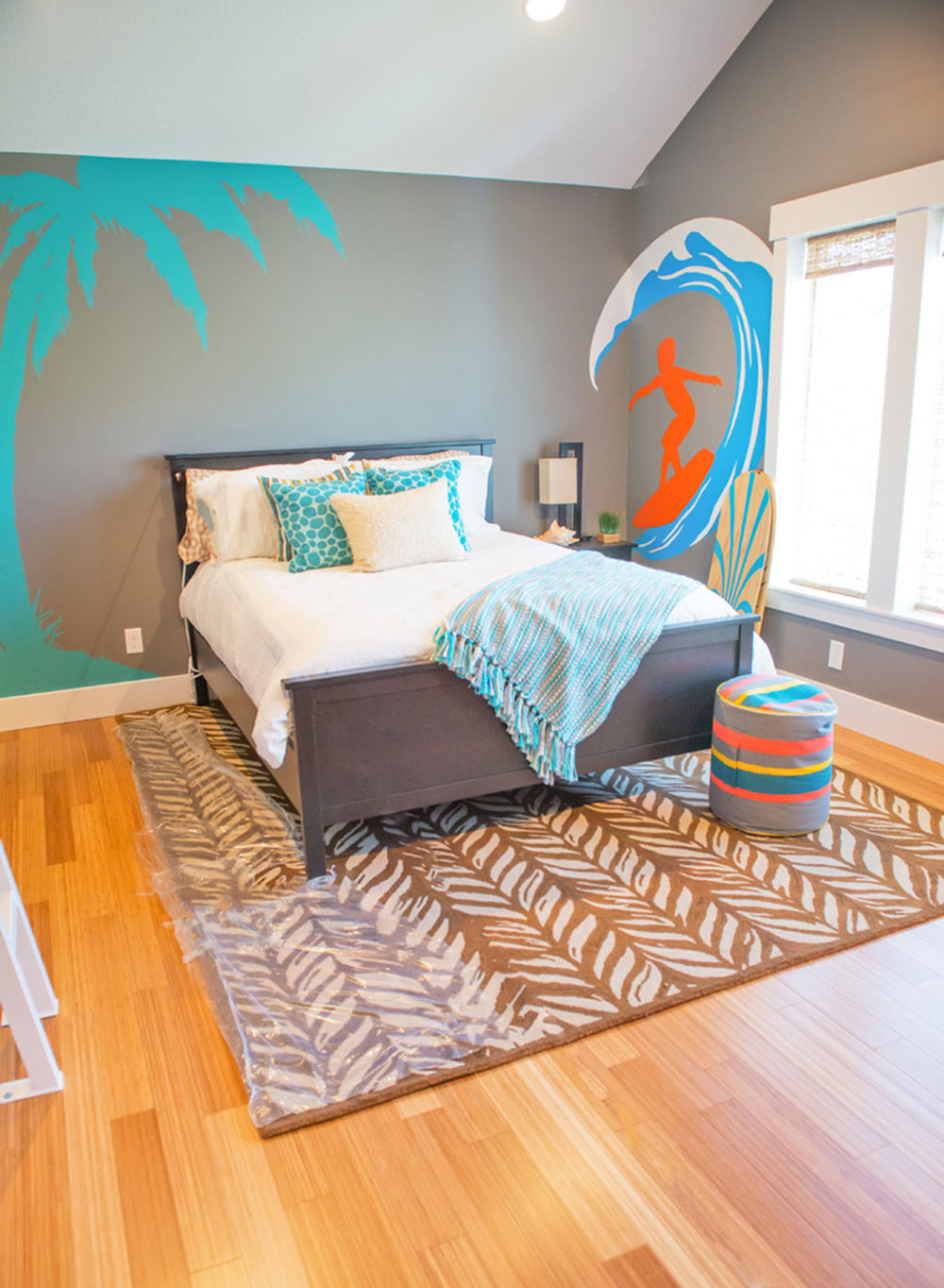 Never-Miss-Summer-With-These-Tropical-Bedroom-Design-Ideen5 Never Miss Summer with these Tropical Bedroom Design Ideas