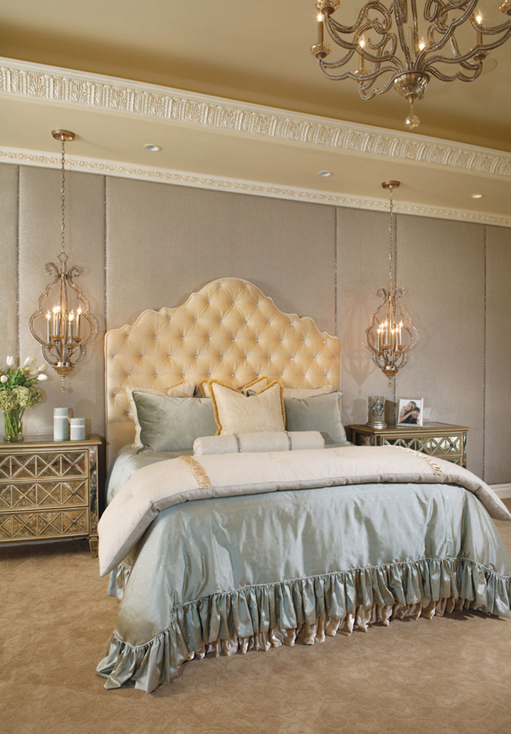 Great Ideas For Choosing A Headboard For Your Bed3 Great Ideas For Choosing A Headboard For Your Bed