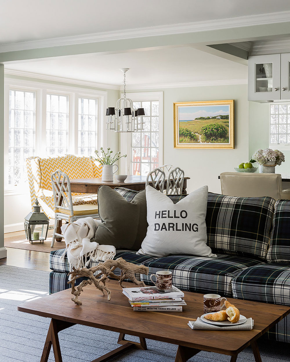 Plaid home decor for everyone1 Plaid home decor for everyone