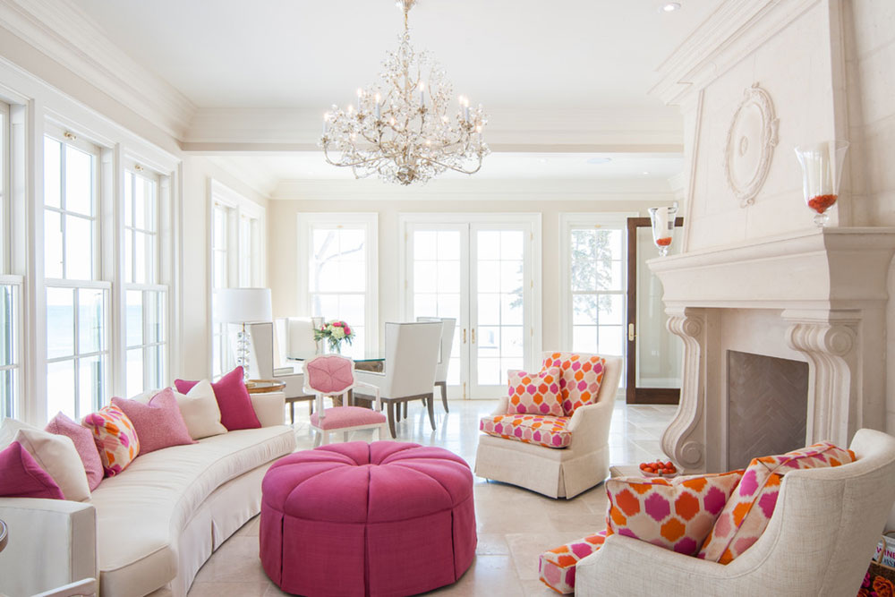 Adding Accents to a Neutral Interior with Color7 Adding Accents to a Neutral Interior with Color
