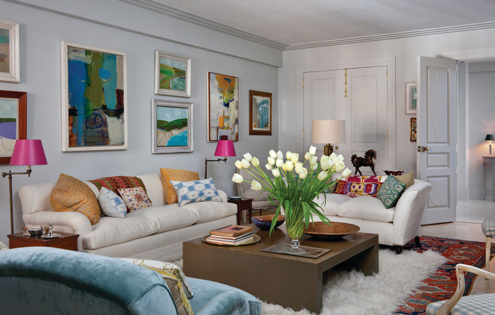 Adding Accents to a Neutral Interior with Color4 Adding Accents to a Neutral Interior with Color