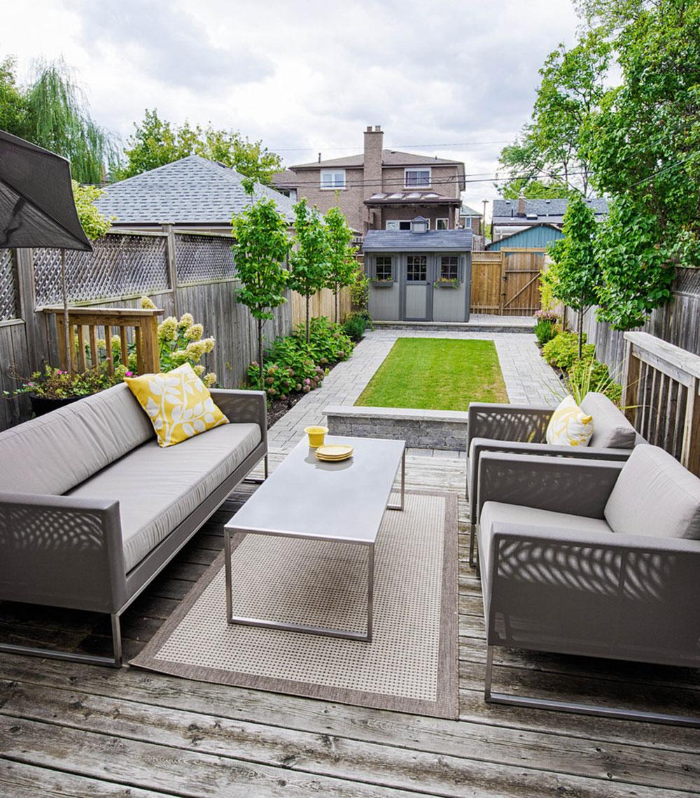 Creating an Outdoor Oasis in Your Garden Create an outdoor oasis in your garden