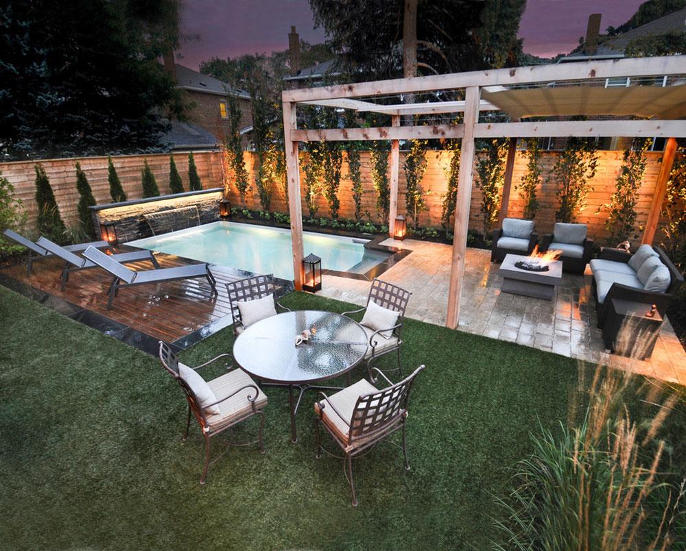 Creating an Outdoor Oasis in Your Garden 3 Create an outdoor oasis in your garden
