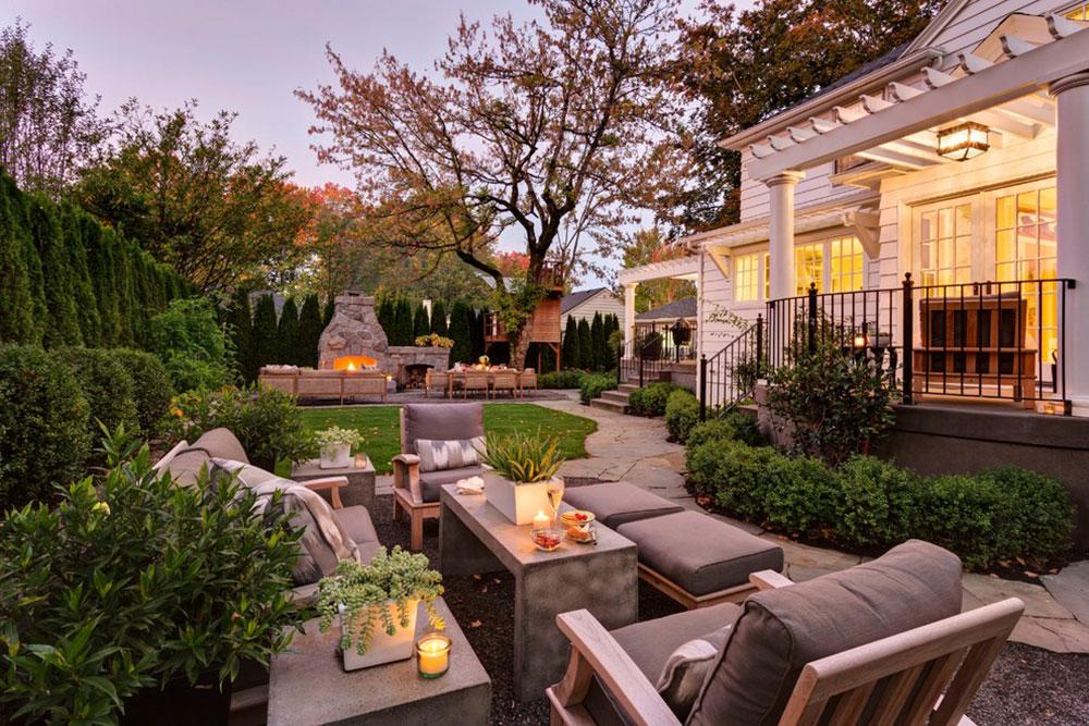 Creating an Outdoor Oasis in Your Garden2 Create an outdoor oasis in your garden