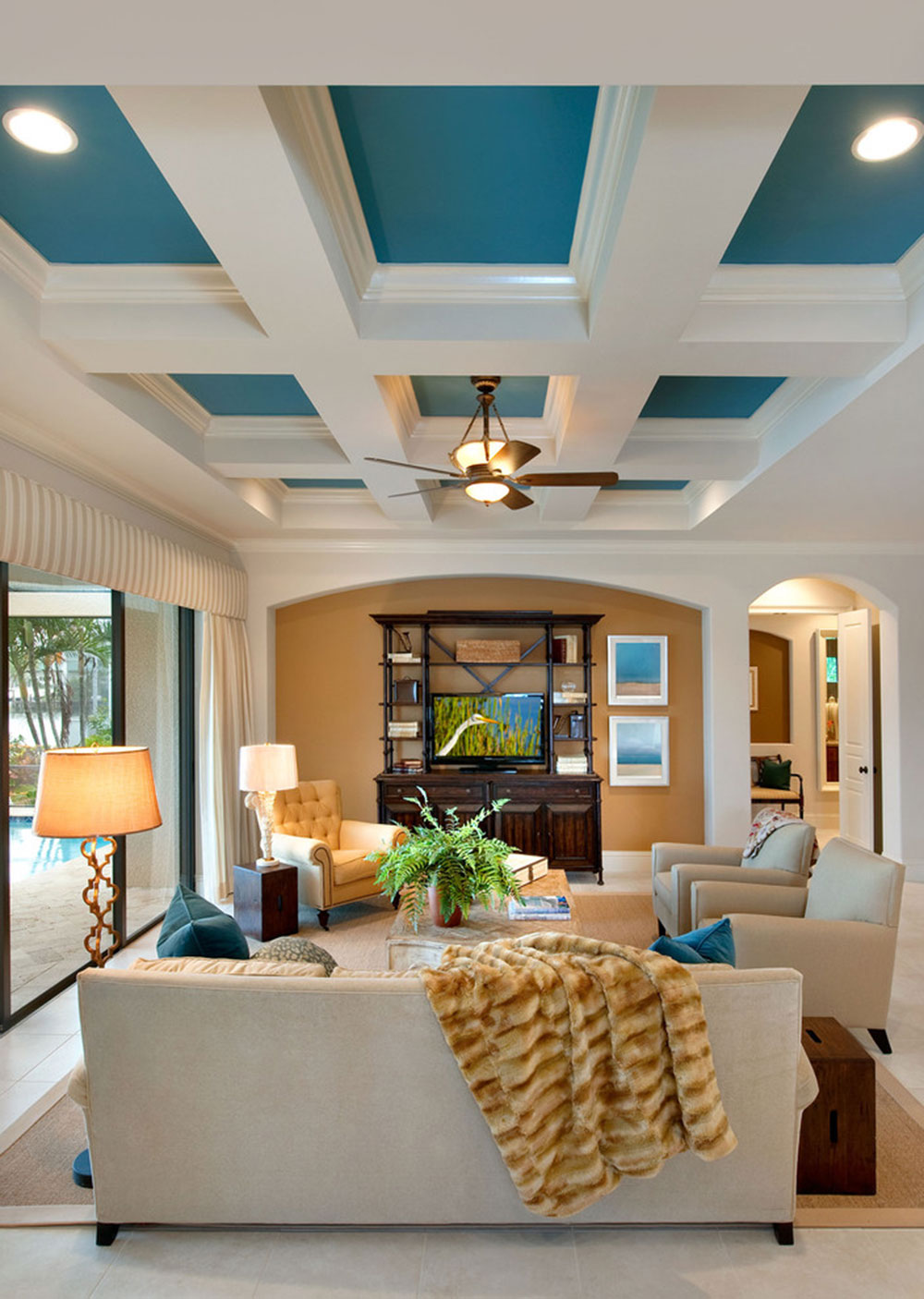 What color should I paint for my ceiling6 What color should I paint for my ceiling?