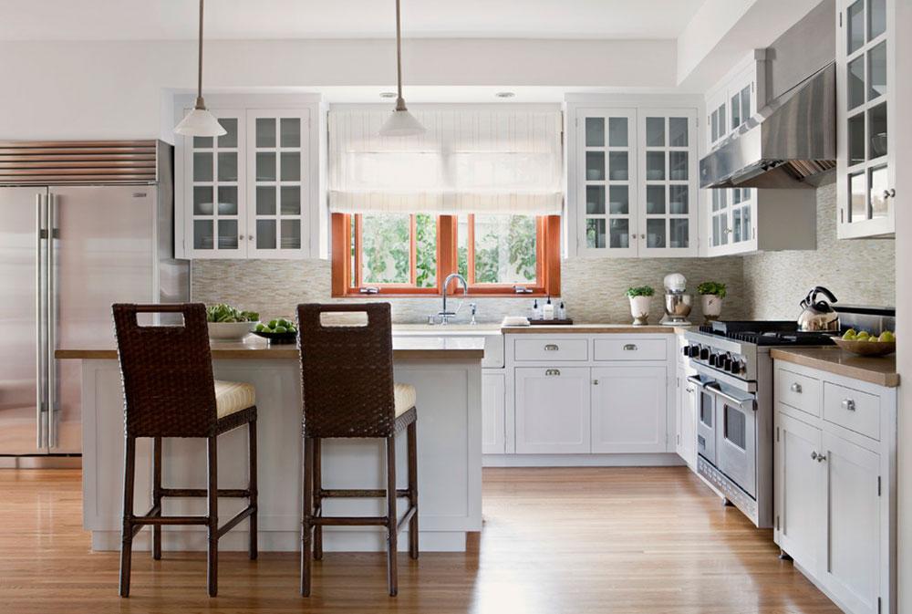 Modern Kitchen Island Designs with Seating-3 Modern Kitchen Island Designs with Seating