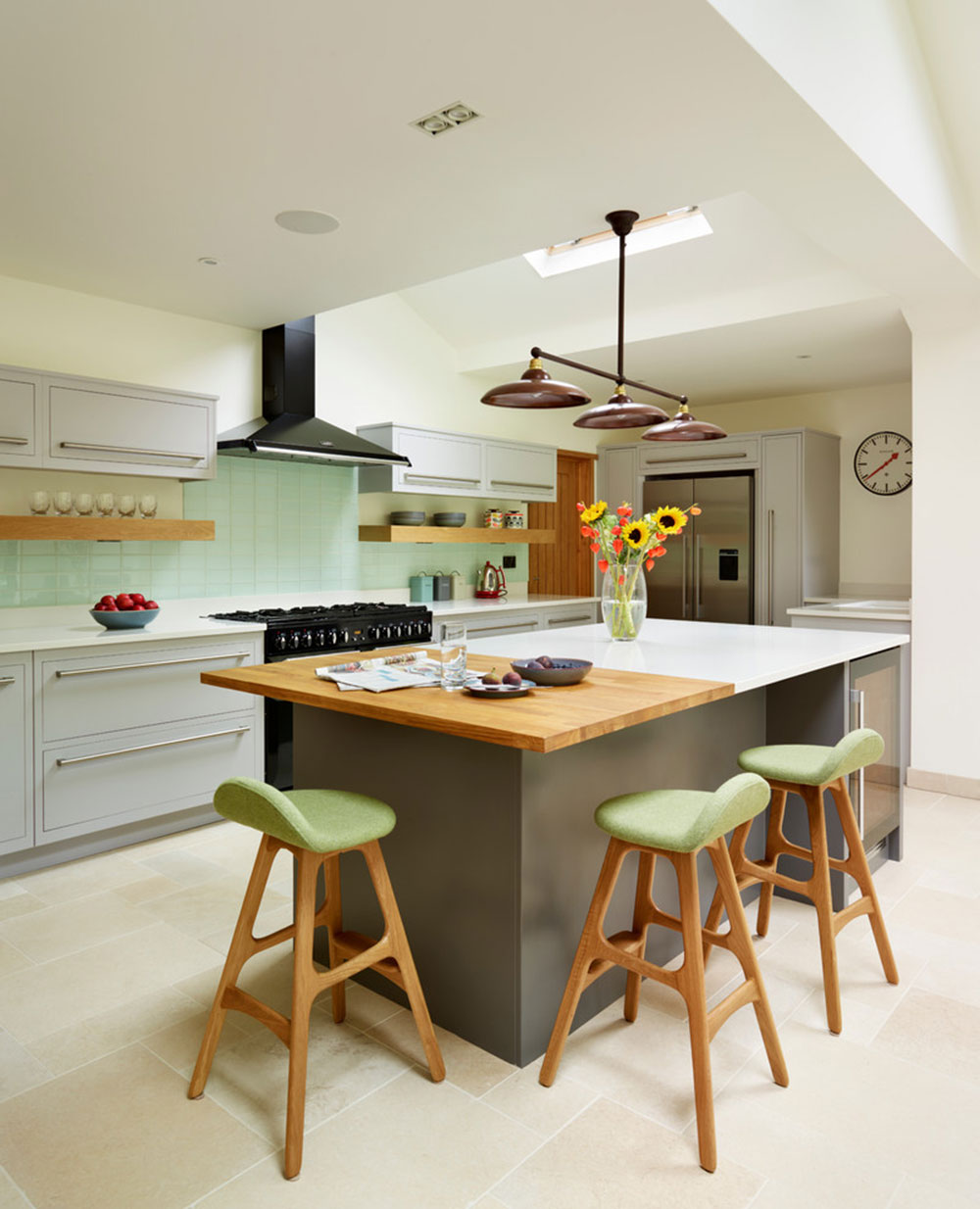 Modern Kitchen Island Designs with Seating-8 Modern Kitchen Island Designs with Seating