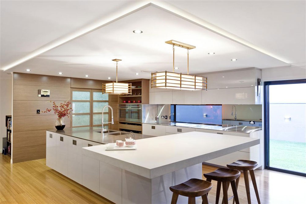 Modern Kitchen Island Designs with Seating-9 Modern Kitchen Island Designs with Seating