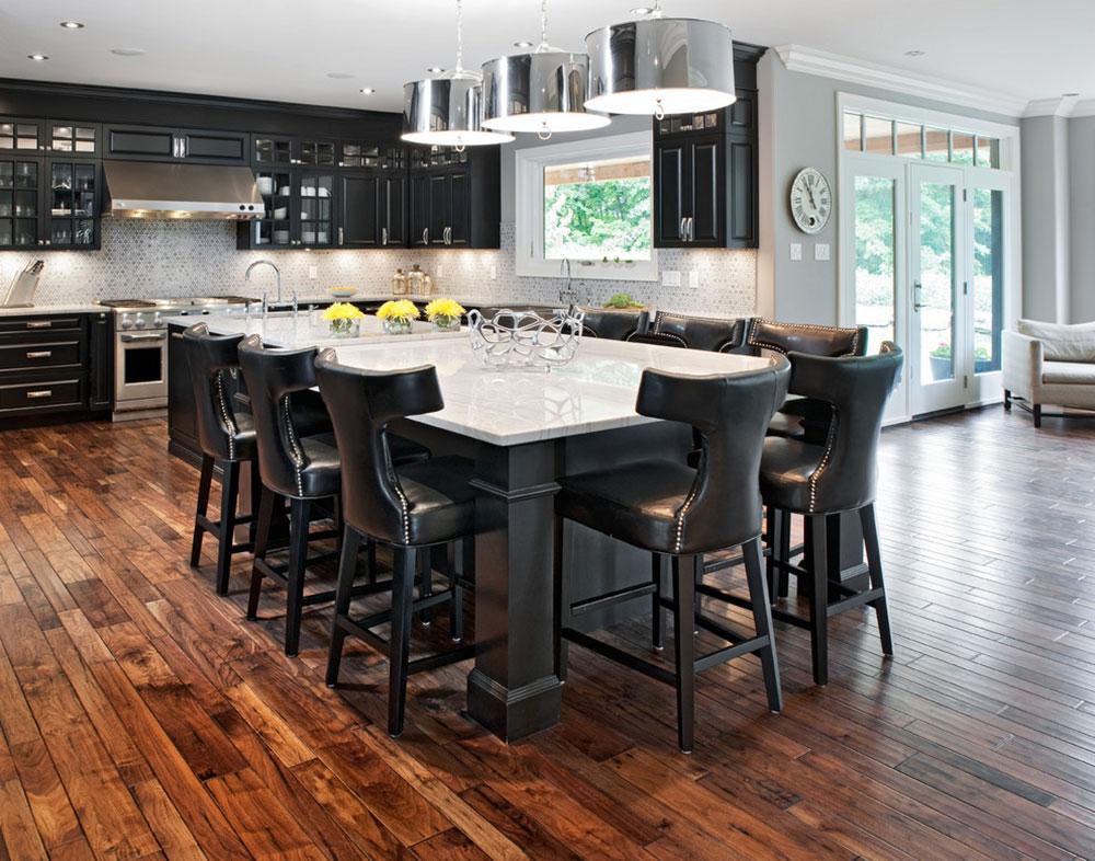 Modern Kitchen-Island-Designs-with-Seating-5 Modern Kitchen-Island-Designs with Seating