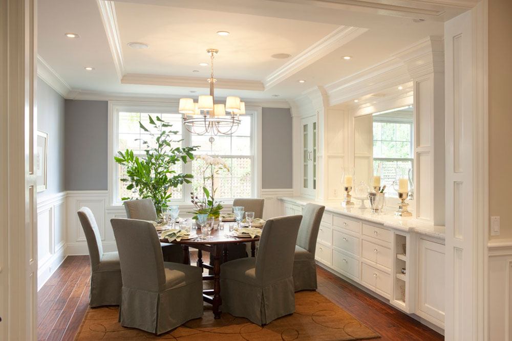 How to choose a chandelier for the dining room13 How to choose a chandelier for the dining room