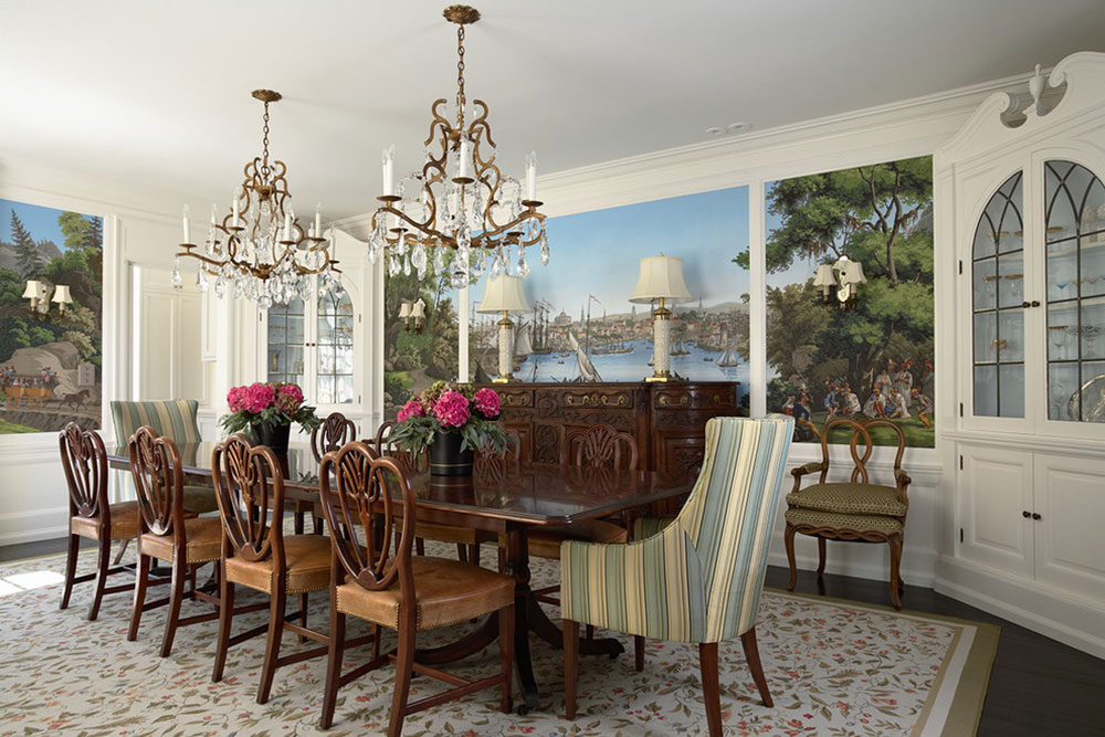 How To Choose A Chandelier For The Dining Room8 How To Choose A Chandelier For The Dining Room