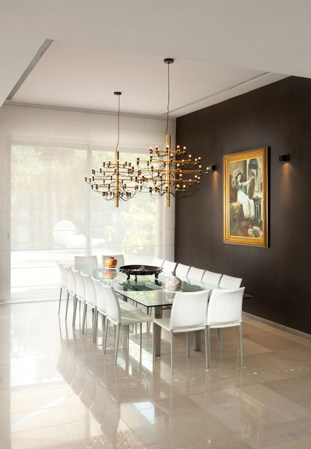 How to choose a chandelier for the dining room10 How to choose a chandelier for the dining room