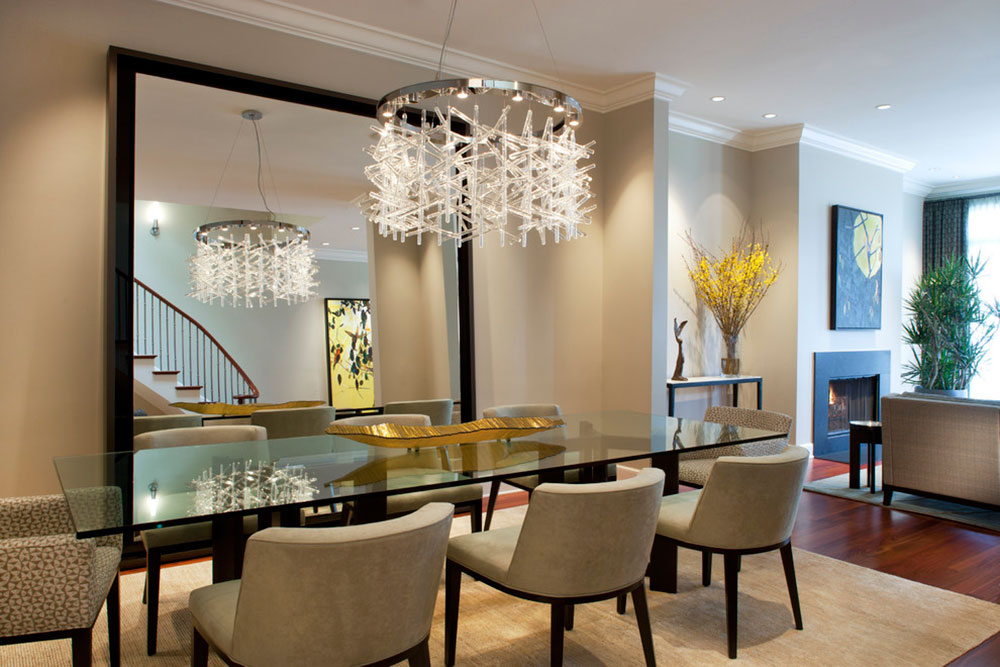 How to choose a chandelier for the dining room6 How to choose a chandelier for the dining room