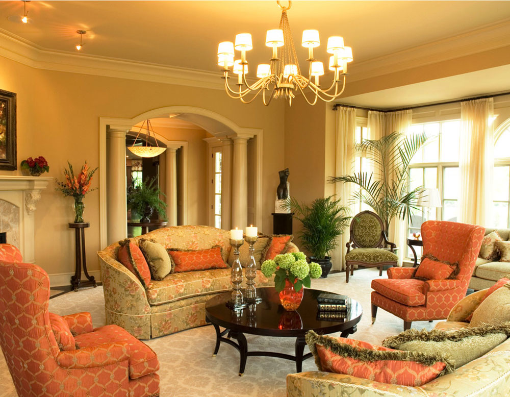 Orange-Interior-Design-Ideas-for-every-season6 Orange Interior Design-Ideas for every season