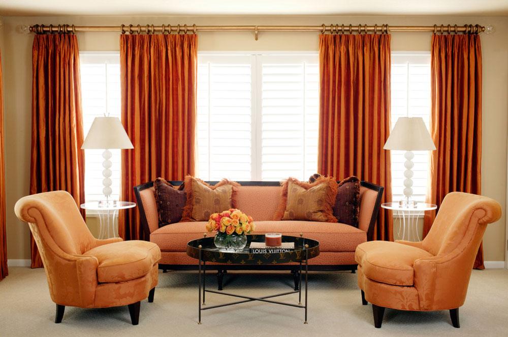 Orange-Interior-Design-Ideas-for-every-season3 Orange-Interior-Design-Ideas for every season