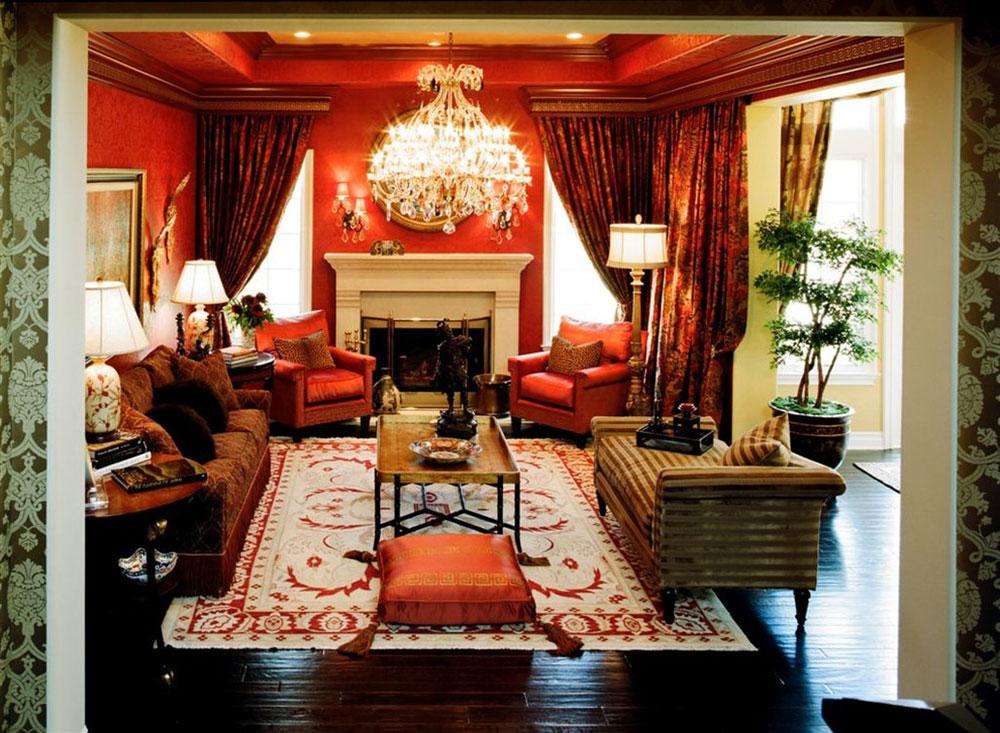 Orange-Interior-Design-Ideas-for-every-season7 Orange Interior Design-Ideas for every season