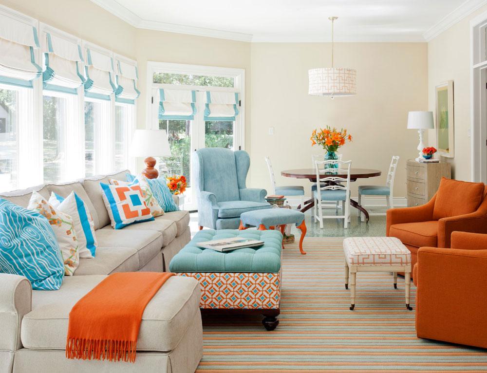 Orange-Interior-Design-Ideas-for-every-season4 Orange-Interior-Design-Ideas for every season