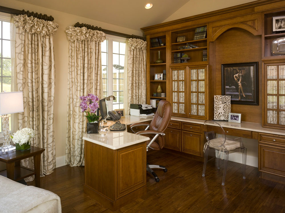 Enhance Your Work Day With These Home Office Flooring Ideas3 Enhance Your Work Day With These Home Office Flooring Ideas