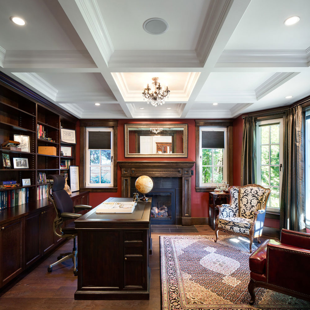 Enhance Your Work Day With These Home Office Flooring Ideas4 Enhance Your Work Day With These Home Office Flooring Ideas