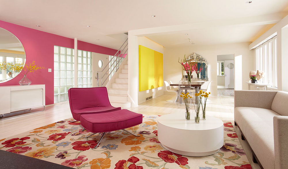 Ideas for decorating your home with bold colors1 Ideas for decorating your home with bold colors