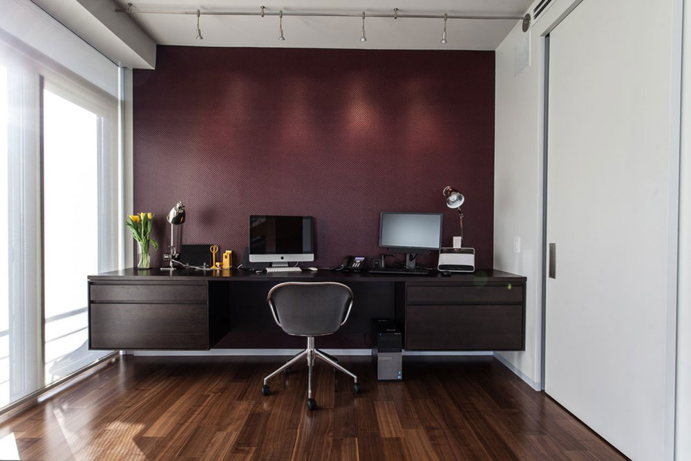 Start-Work-Home-With-These-Good-Colors-For-Home-Office13 Work from home with these good colors for home office
