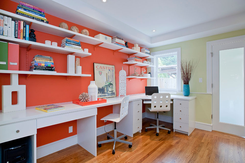 Start-Work-Home-With-These-Good-Colors-For-Home-Office11 Work from home with these good colors for home office