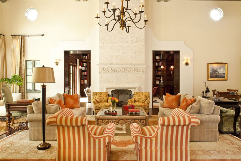 How to decorate with antique carpets8 How to decorate with antique carpets