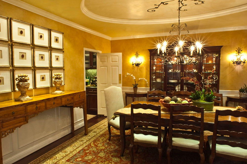 How to decorate with antique carpets10 How to decorate with antique carpets