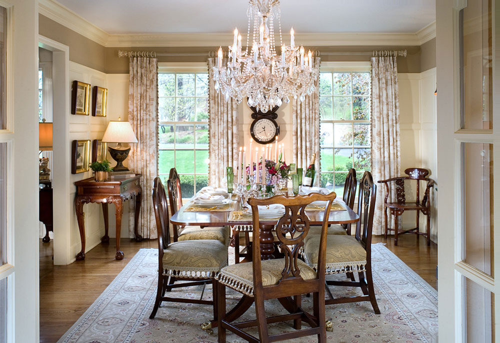 How to decorate with antique carpets3 How to decorate with antique carpets