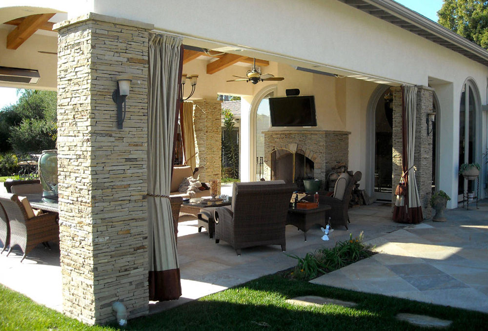 Ideas For Creating An Outdoor Living Space 10 Ideas For Creating An Outdoor Living Space