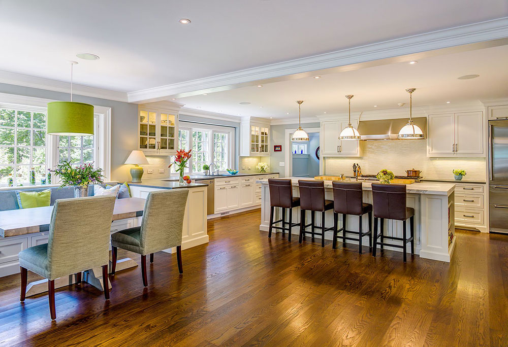 The advantages and disadvantages of open and closed kitchens3 The advantages and disadvantages of open and closed kitchens