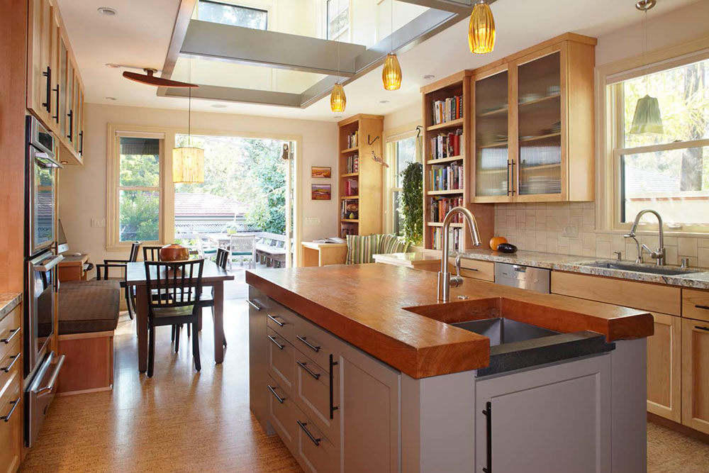 The advantages and disadvantages of open and closed kitchens7 The advantages and disadvantages of open and closed kitchens