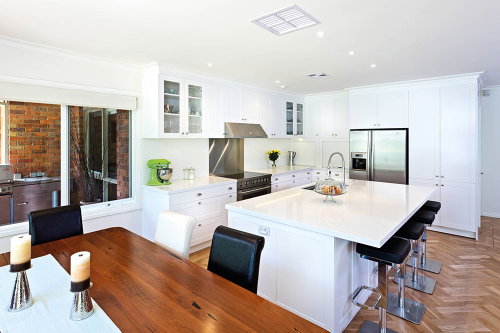 The advantages and disadvantages of open and closed kitchens5 The advantages and disadvantages of open and closed kitchens