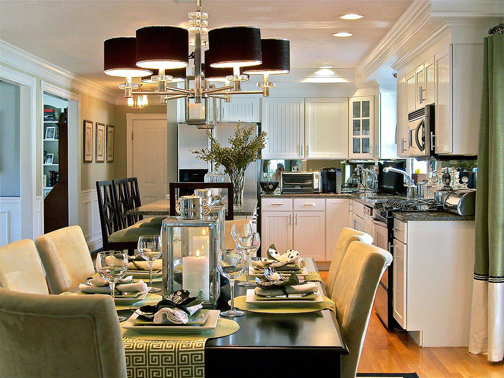 The advantages and disadvantages of open and closed kitchens8 The advantages and disadvantages of open and closed kitchens