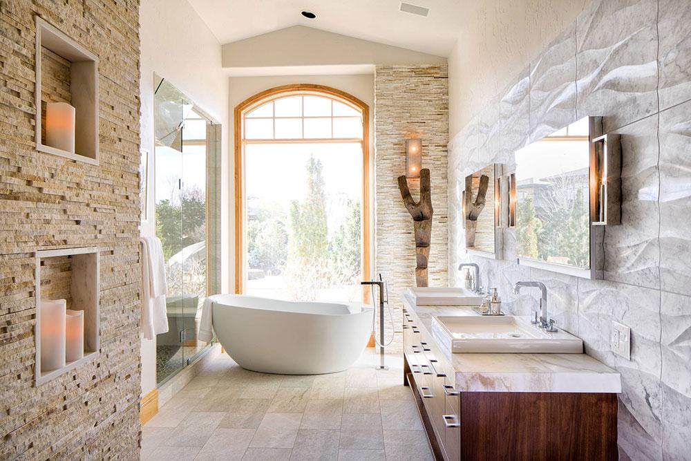 Tips-for-spa-bathroom-design-ideas3 tips for a spa bathroom makeover