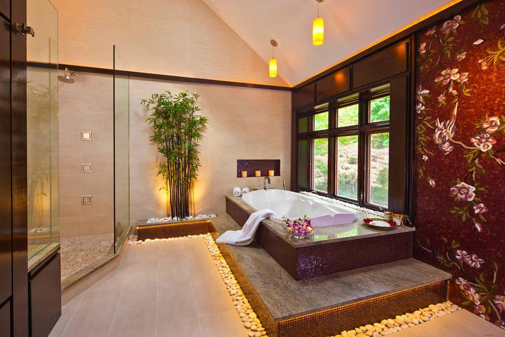 Tips-for-spa-bathroom-design-ideas5 tips for a spa bathroom makeover