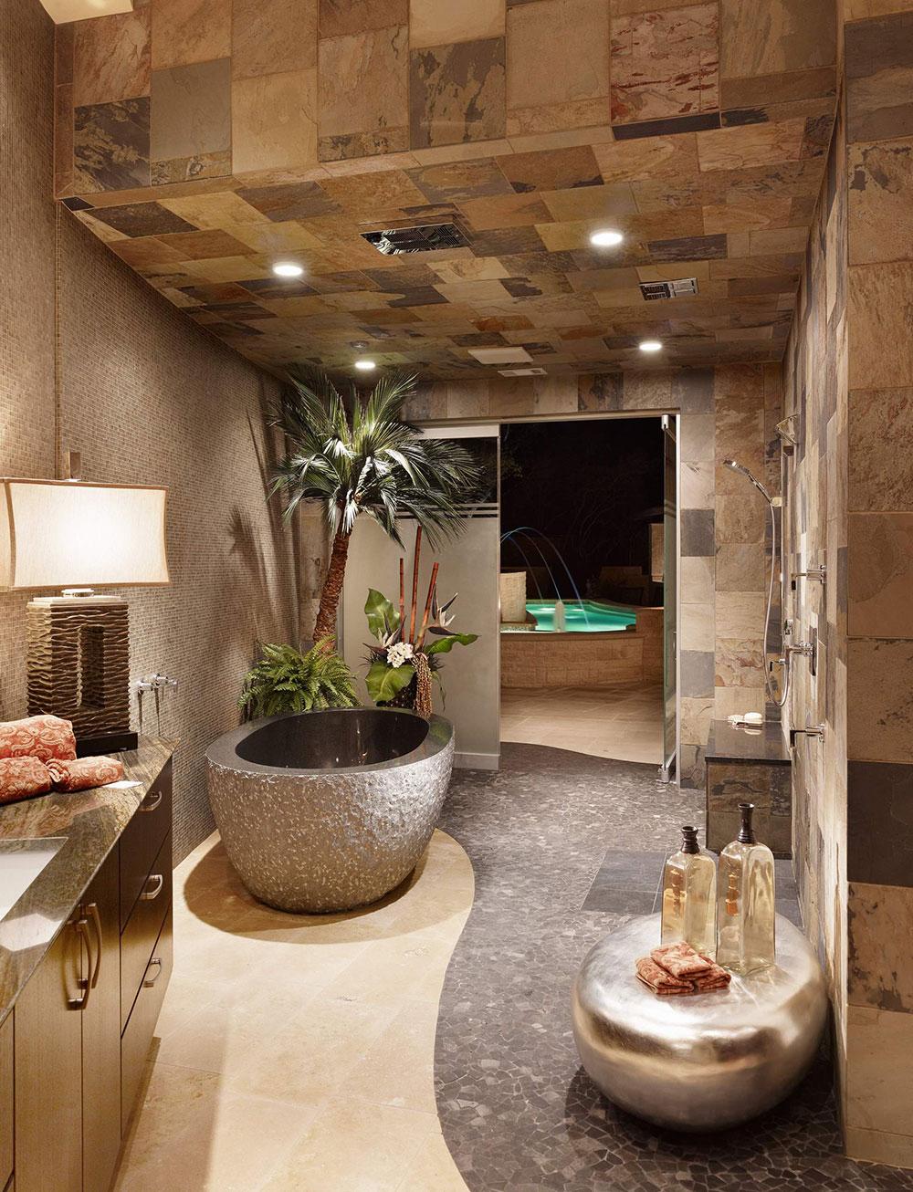 Tips-For-Spa-Bathroom-Design-Ideas6 Tips For A Spa Bathroom Makeover