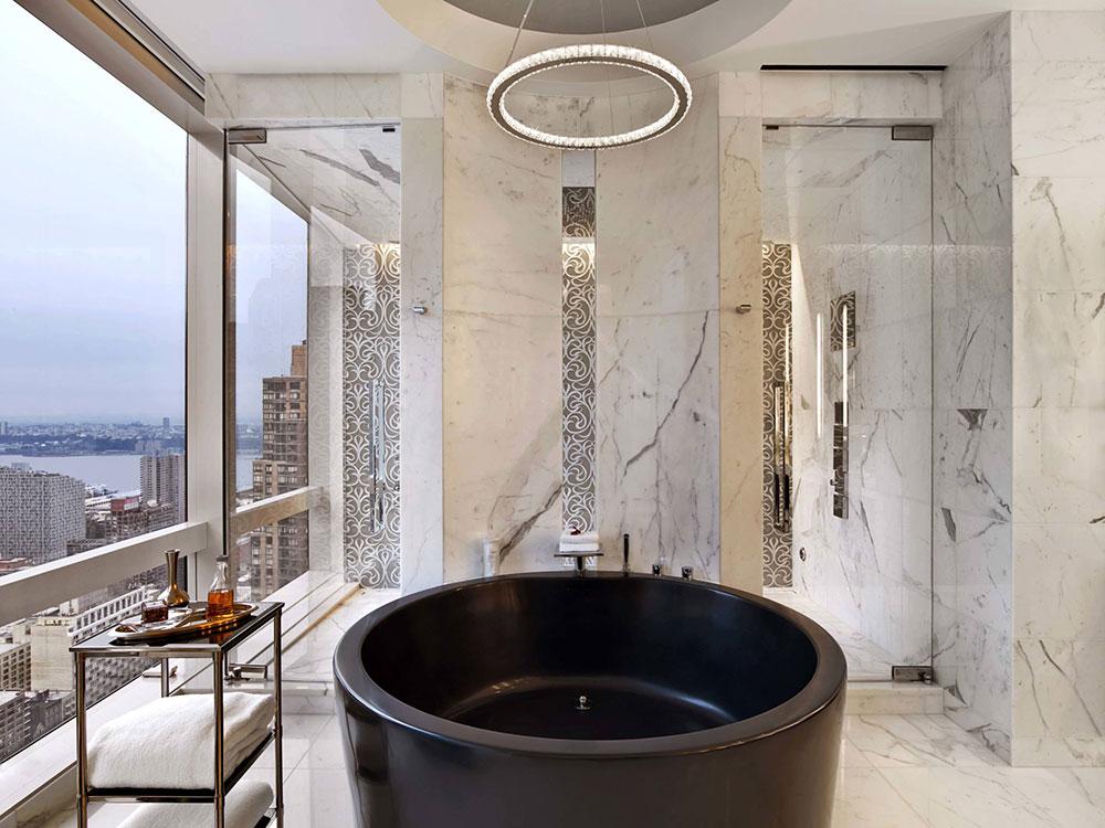 Tips-For-Spa-Bathroom-Design-Ideas15 Tips For A Spa Bathroom Makeover