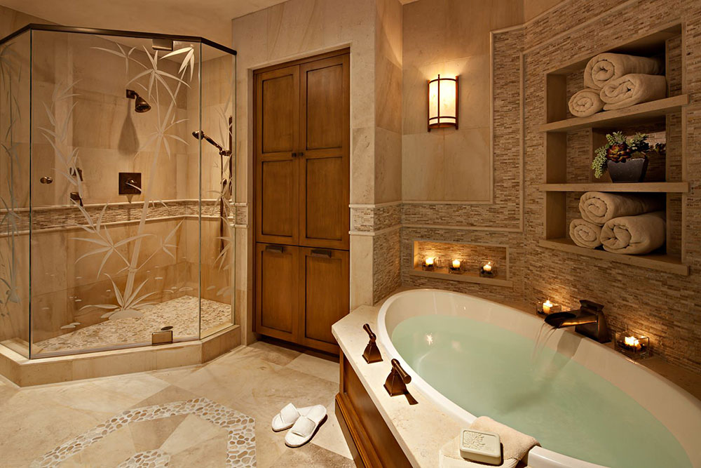Tips-for-spa-bathroom-design-ideas2 tips for a spa bathroom makeover