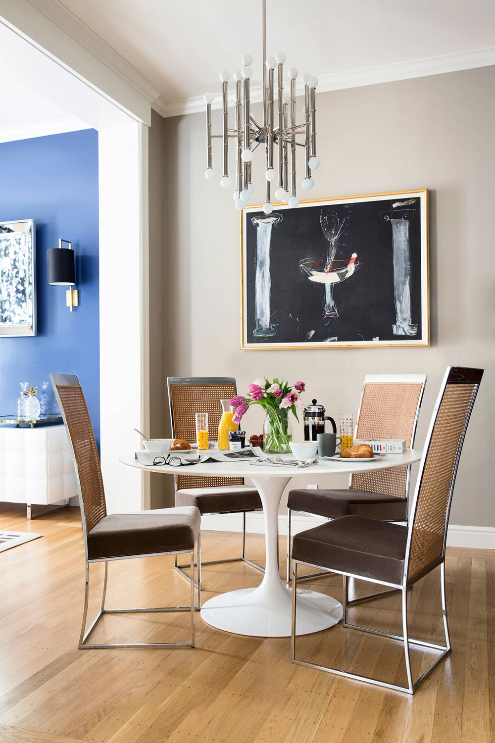 Tips for Decorating Small Dining Rooms 6 tips for decorating small dining rooms