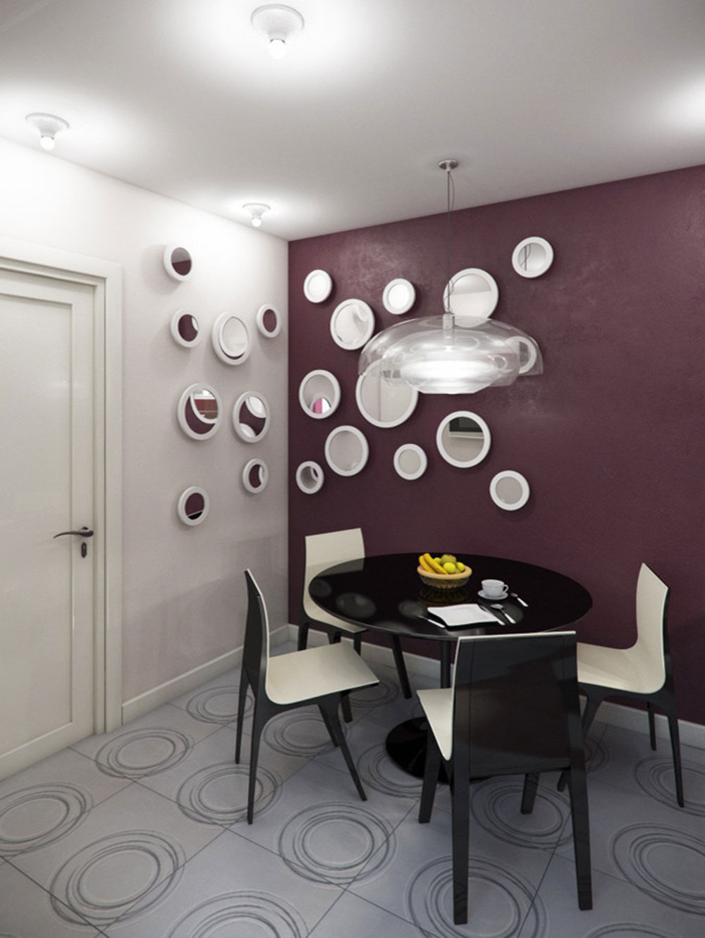 Tips for Decorating Small Dining Rooms 8 tips for decorating small dining rooms