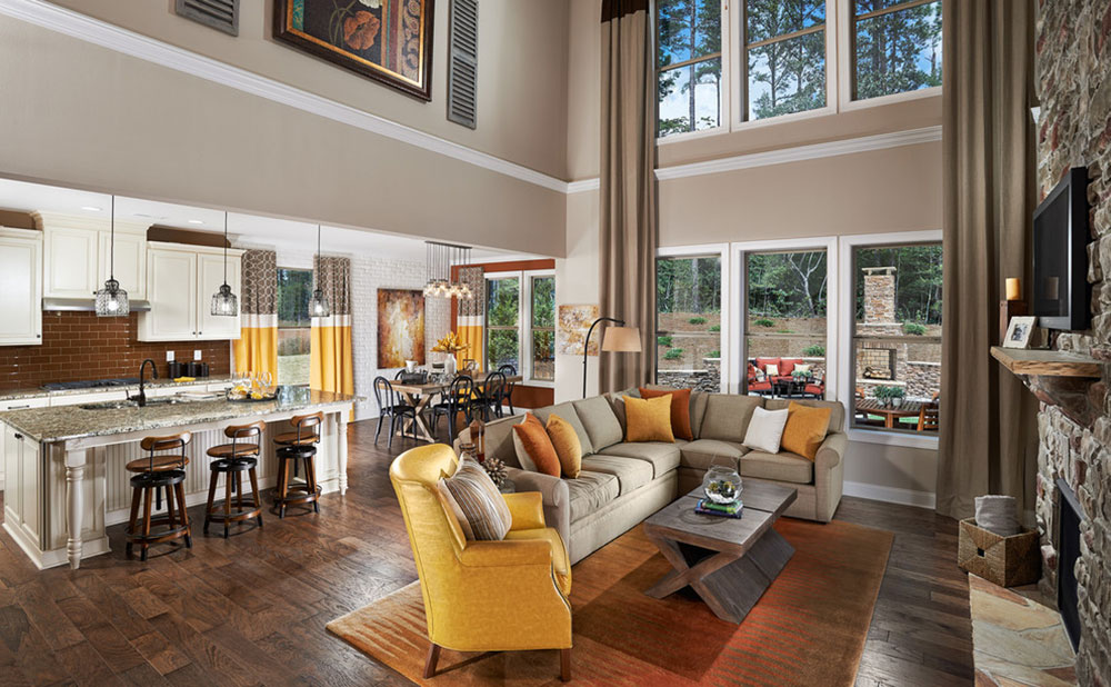 Open Kitchen and Living Room Design Ideas10 Open Kitchen and Living Room Design Ideas