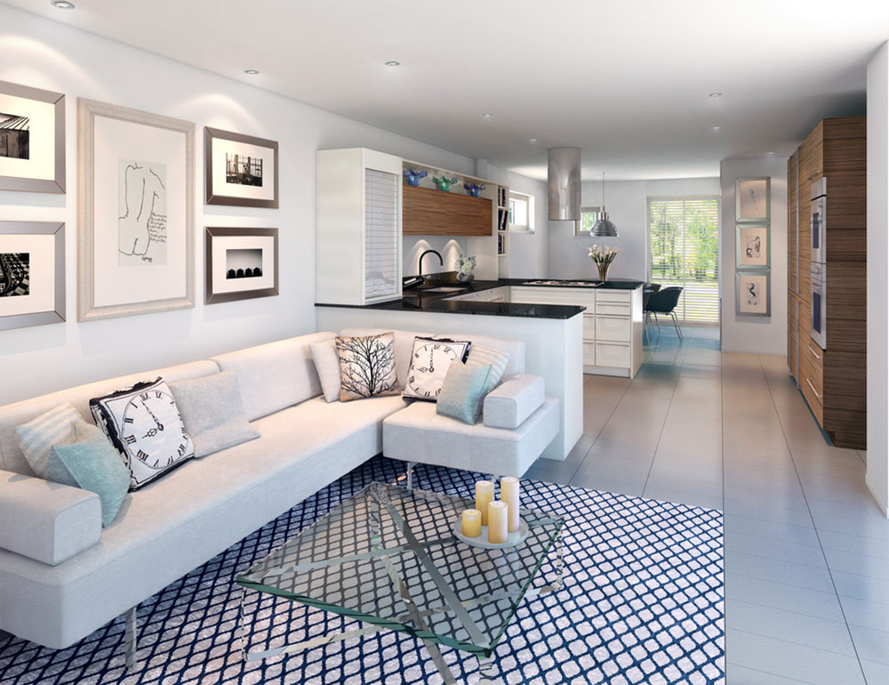 Open Kitchen and Living Room Design Ideas8 Open Kitchen and Living Room Design Ideas