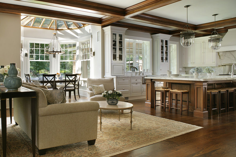 Open Kitchen and Living Room Design Ideas12 Open Kitchen and Living Room Design Ideas